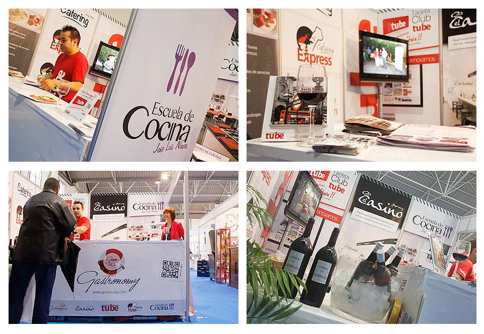 Diseño, impresión y montaje | Stand Feria Multisectrial | Torredonjimeno