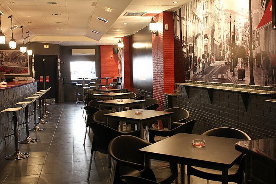 Decoración | Cafetería Pub La Calle